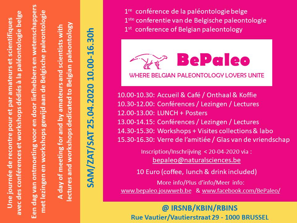 BePAleo Flyer